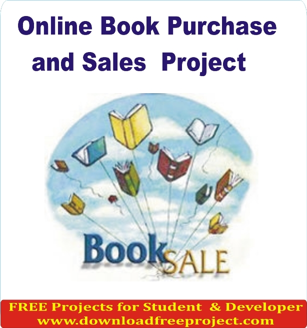 Free  Online Book Purchase and Sales Project In PHP Projects Download