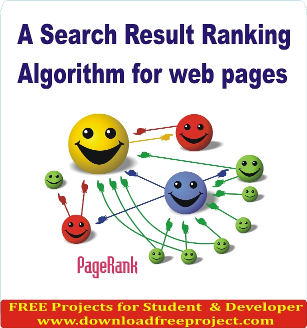 Free A Search Result Ranking Algorithm for web pages In PHP Projects Download
