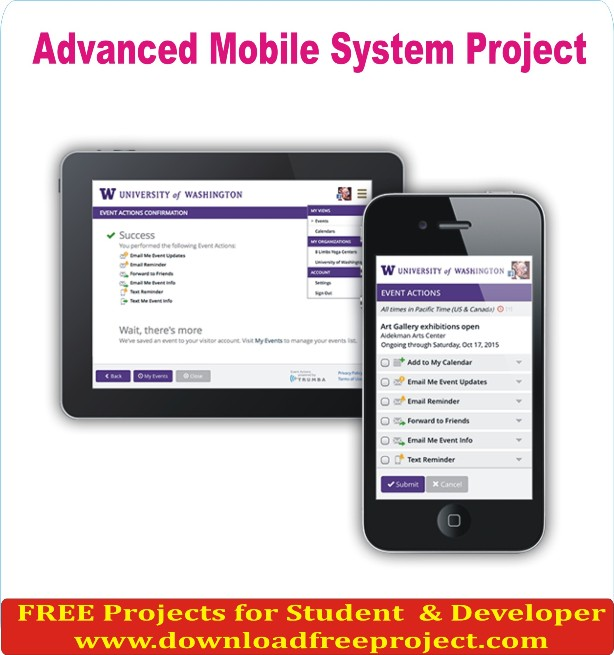 Free Advanced Mobile System In Asp.Net Projects Download