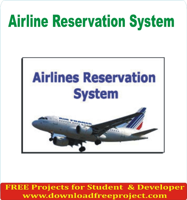 Free Airline Ticket Booking System In Asp.Net Projects Download