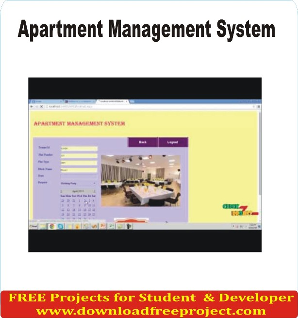 Free Apartment Management System Asp.Net In Asp.Net Projects Download