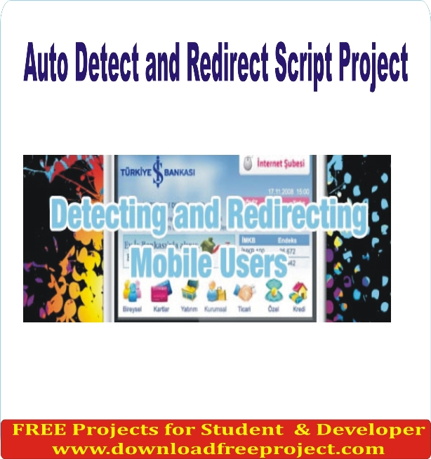 Free Auto Detect and Redirect Script In PHP Projects Download