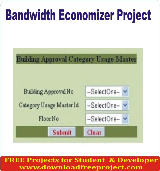 Free Bandwidth Economizer In Asp.Net Projects Download
