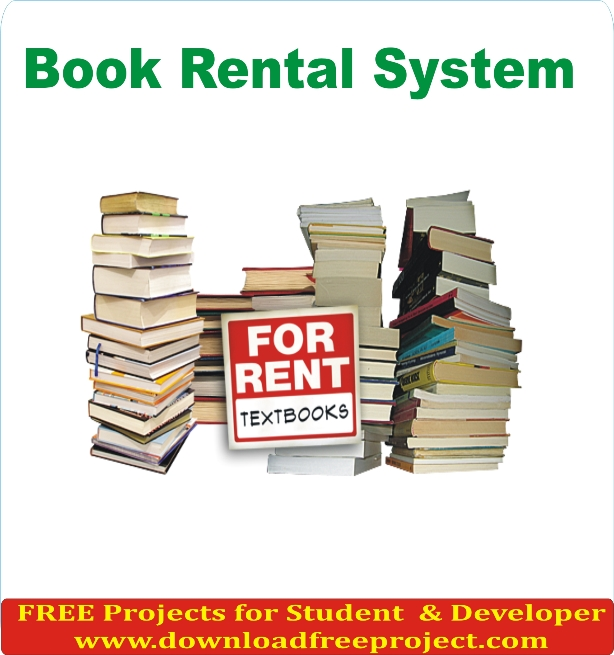 Free Book Rental System In PHP Projects Download