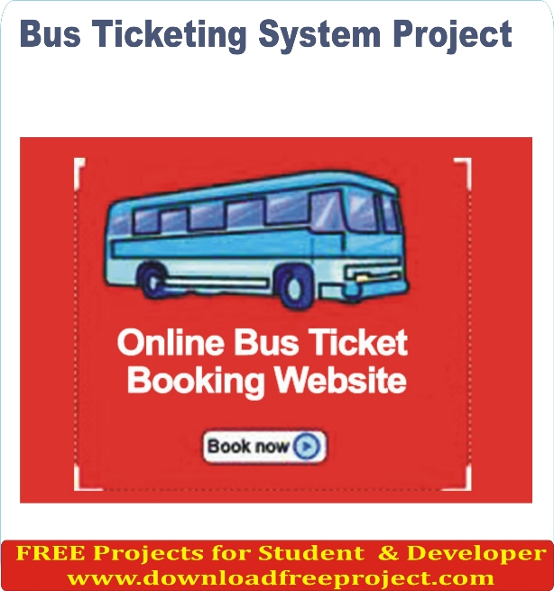 Free Bus Ticketing System Project In Asp.Net Projects Download