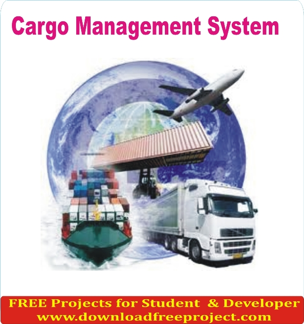 Free Cargo Management System In PHP Projects Download