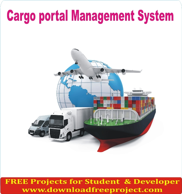 Free Cargo Service Portal In PHP Projects Download