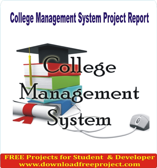 Free College Management System In PHP Projects Download