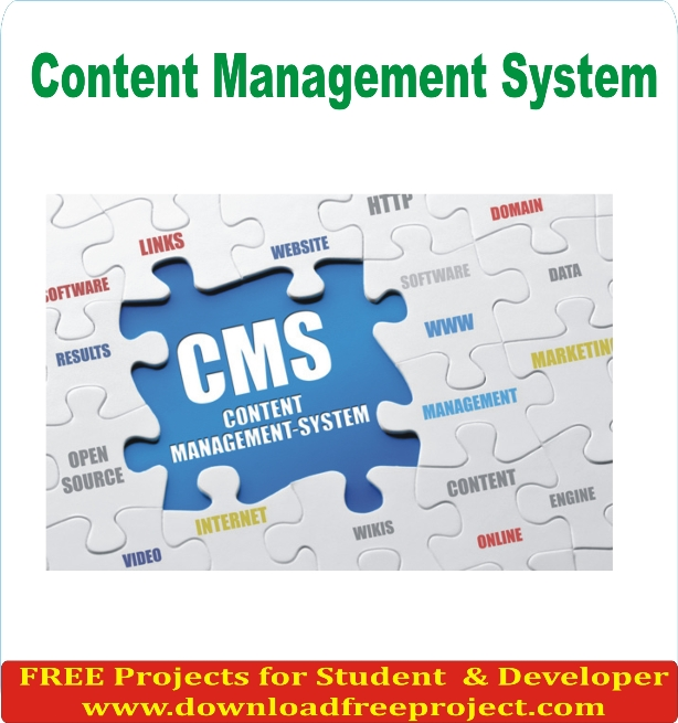 Free Content Management System In PHP Projects Download