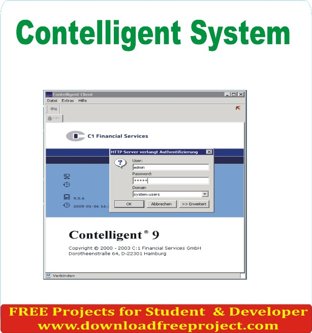 Free Contingent In Java Projects Download