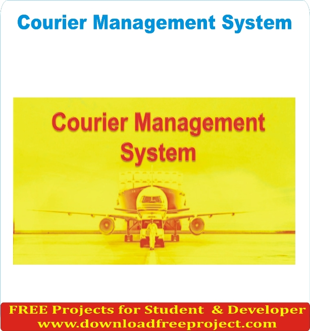 Free Courier Management System In PHP Projects Download