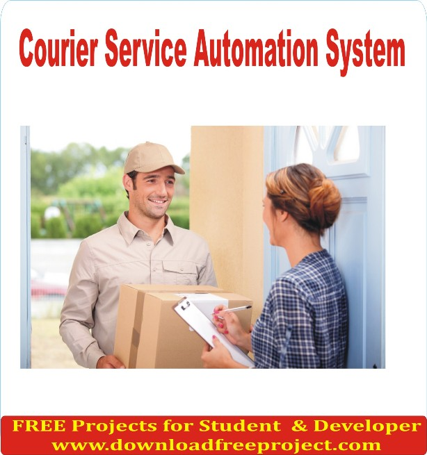 Free Courier Service Automation System In Java Projects Download