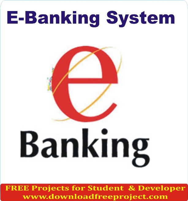 Free E-Banking In Asp.Net Projects Download