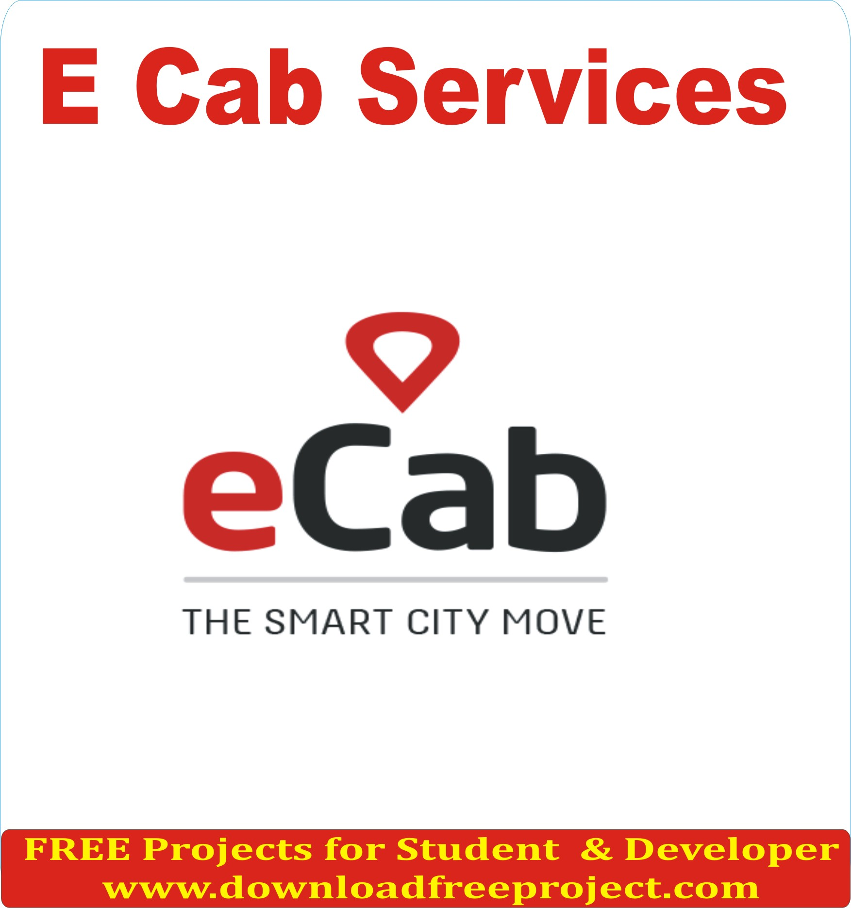 Free E Cab Services In Asp.Net Projects Download