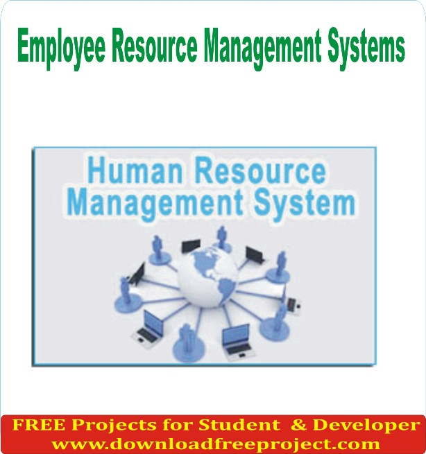 Free Employee Resource Management Systems In Java Projects Download