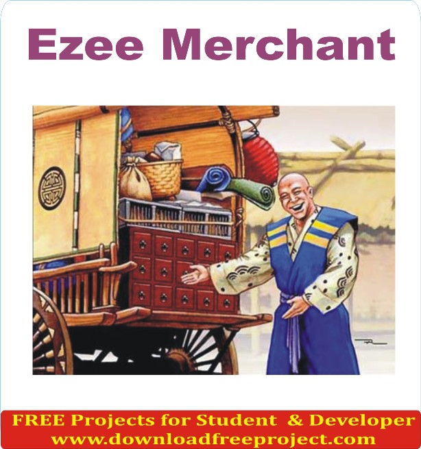 Free Ezee Merchant In Java Projects Download