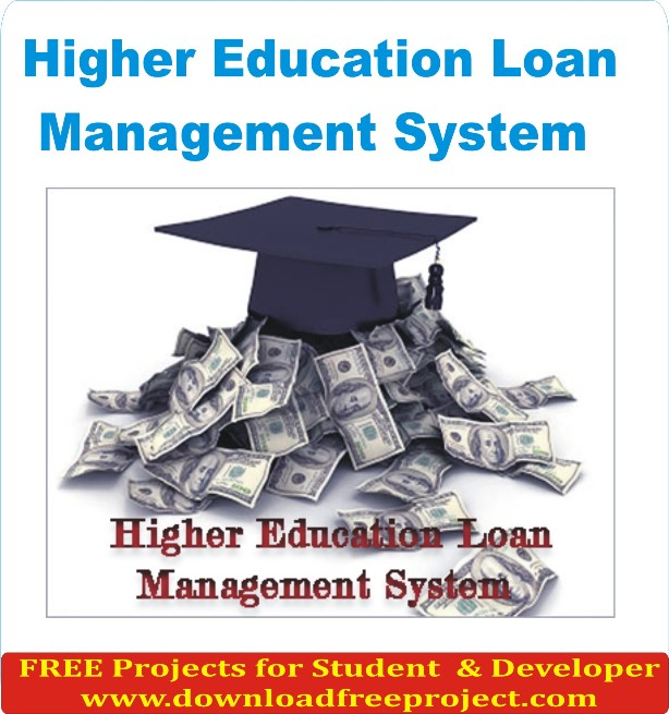 Free Higher Education Loan Management System In PHP Projects Download