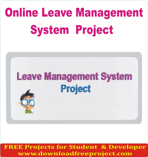 Free Leave Management System In Asp.Net Projects Download