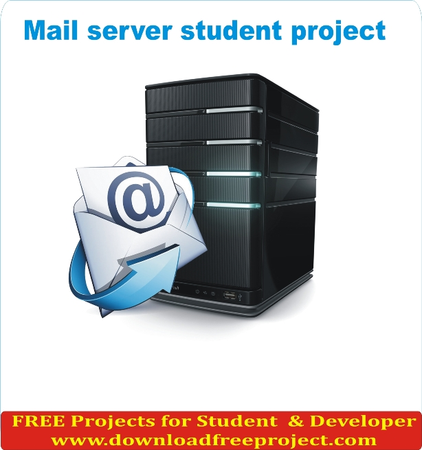 Free Mail server student project In PHP Projects Download