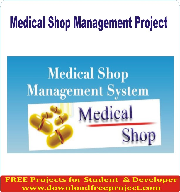 Free Medical Store System In Asp.Net Projects Download