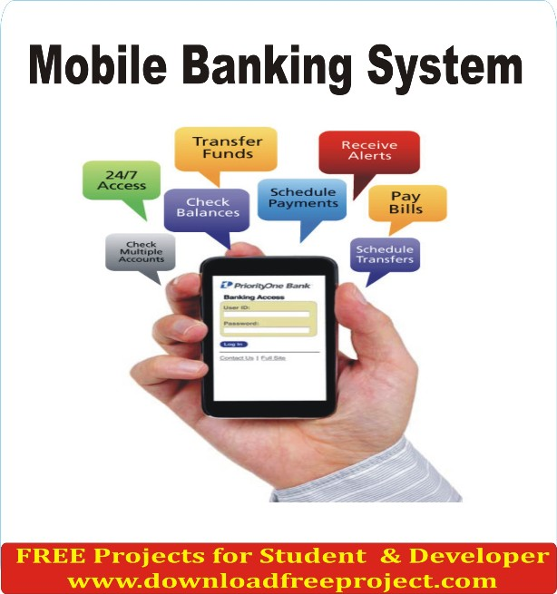 Free Mobile Banking In Java Projects Download