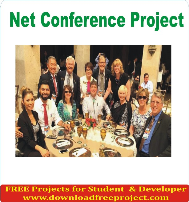 Free Net Conference In Java Projects Download