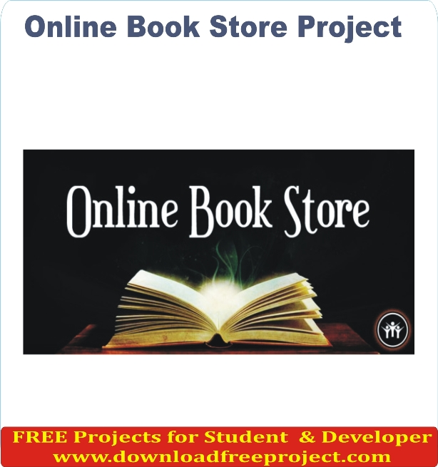 Free Online Book Shop Project In PHP Projects Download