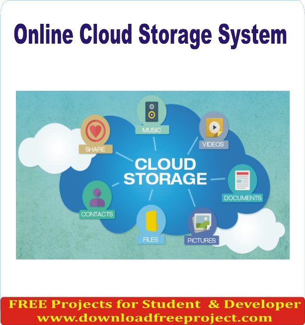 Free Online Cloud Storage System In PHP Projects Download