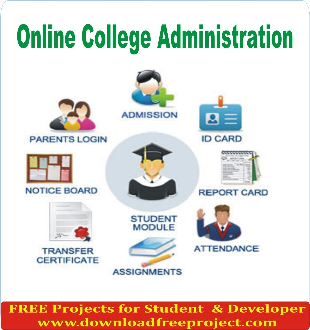 Free Online College Administration In Asp.Net Projects Download