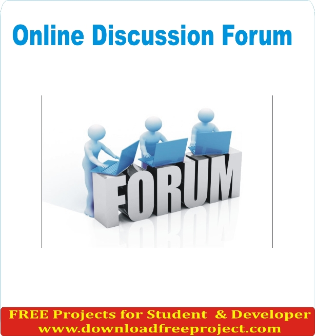 Free Online Discussion Forum In PHP Projects Download