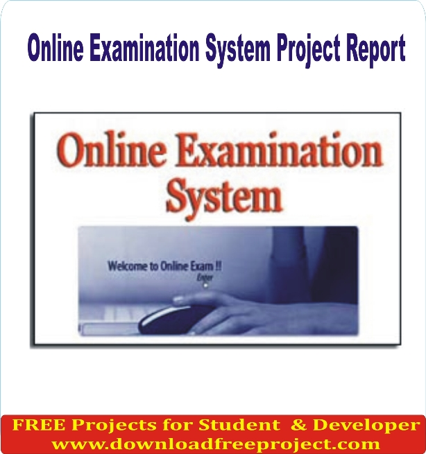 Free Online Examination System Project In PHP Projects Download