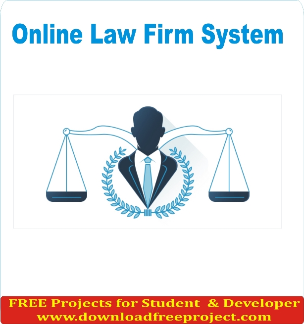 Free Online Law Firm In PHP Projects Download