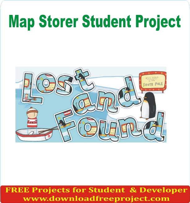 Free Online Map Storer In PHP Projects Download