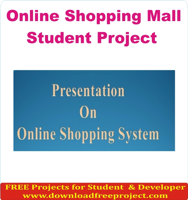 Free Online shopping website In PHP Projects Download