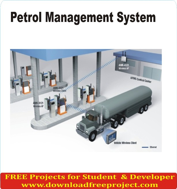 Free Petrol Management System In PHP Projects Download