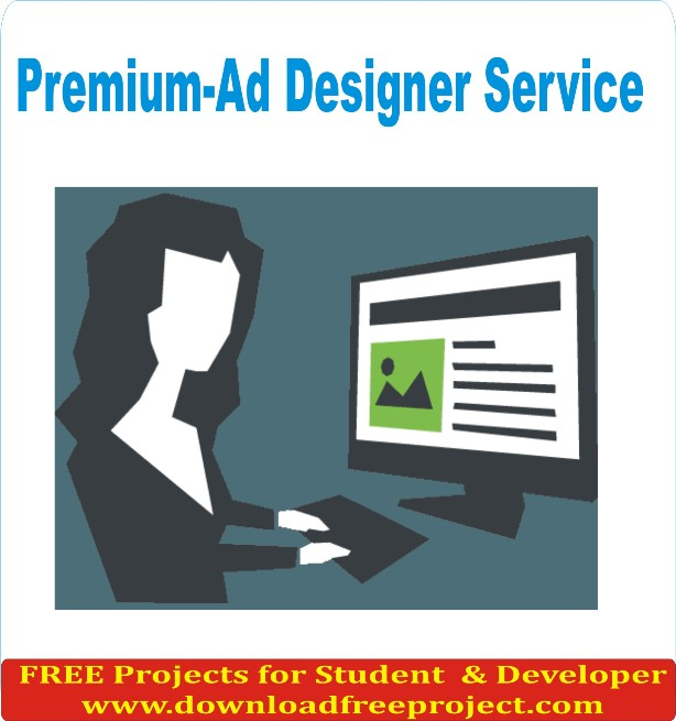 Free Premium-Ad Designer Service In Asp.Net Projects Download