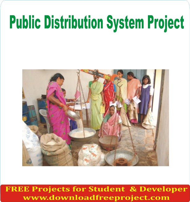 Public Distribution System, Free Public Distribution System