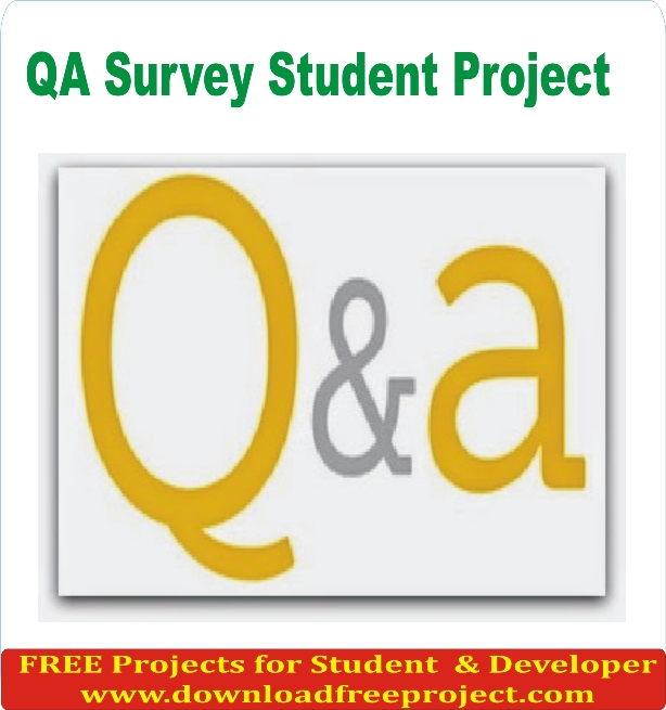 Free QA Survey In PHP Projects Download