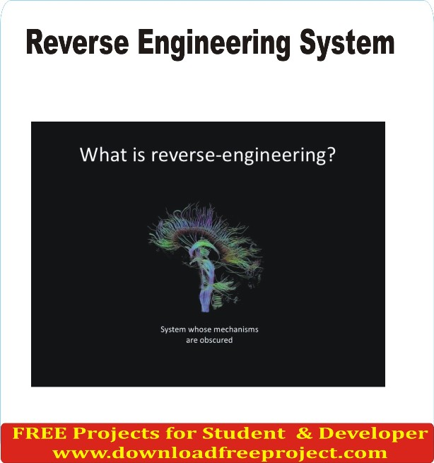 Free Reverse Engineering System In PHP Projects Download