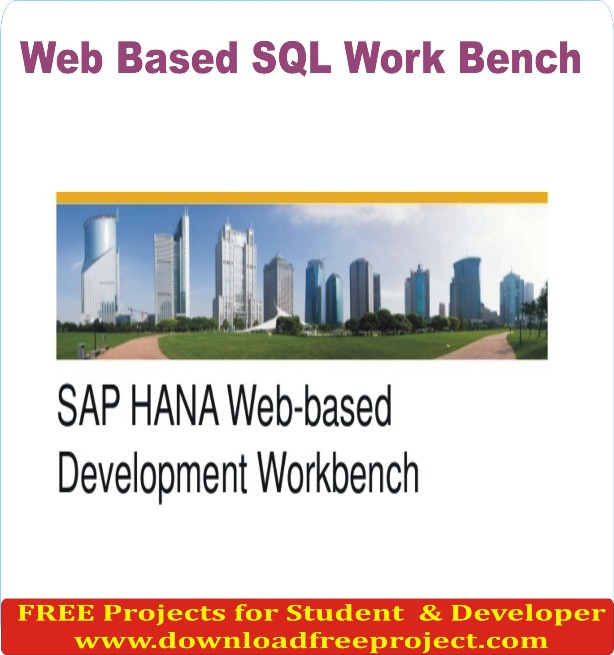 Free SQL Work Bench Project In Java Projects Download