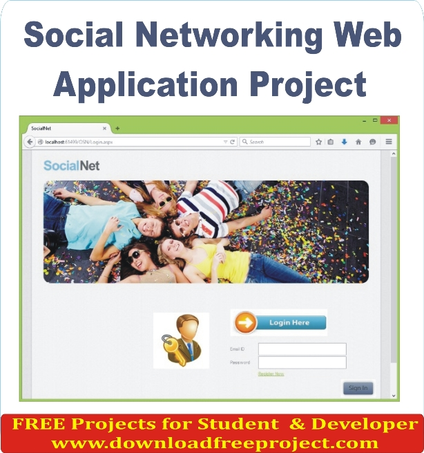 Free Social Networking Web Application In Asp.Net Projects Download