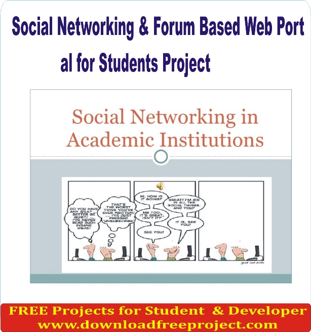 Free Social Networking Web Portal In Asp.Net Projects Download