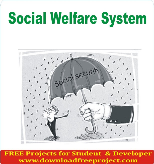Free Social Welfare Systems In Asp.Net Projects Download