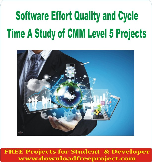 Free Software Effort, Quality, and Cycle Time In Asp.Net Projects Download