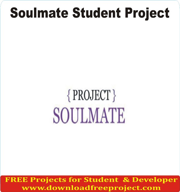 Free Soulmate system In Asp.Net Projects Download