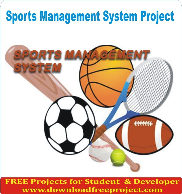 Free Sports Management System In PHP Projects Download