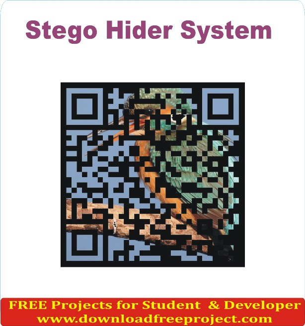 Free Stego Hider In Java Projects Download