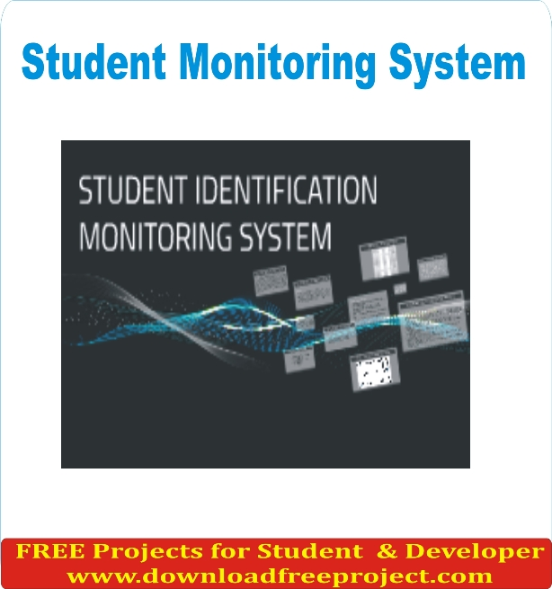 Free Student Monitoring System In PHP Projects Download