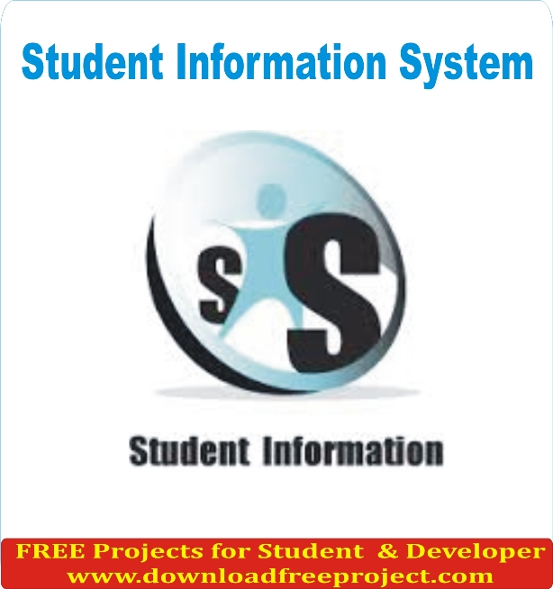 Free Student information management system In PHP Projects Download