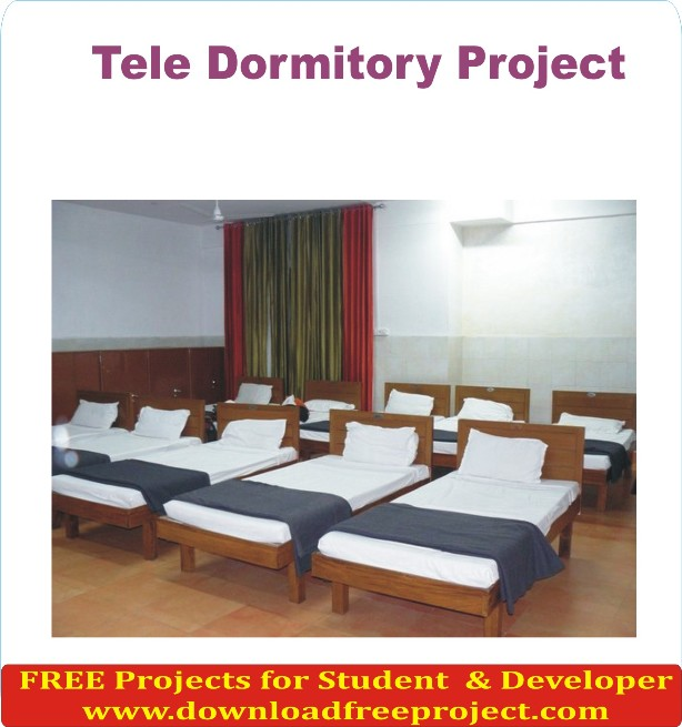 Free Tele Dormitory In Java Projects Download